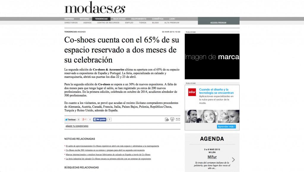 modaes3demarzoNoticia